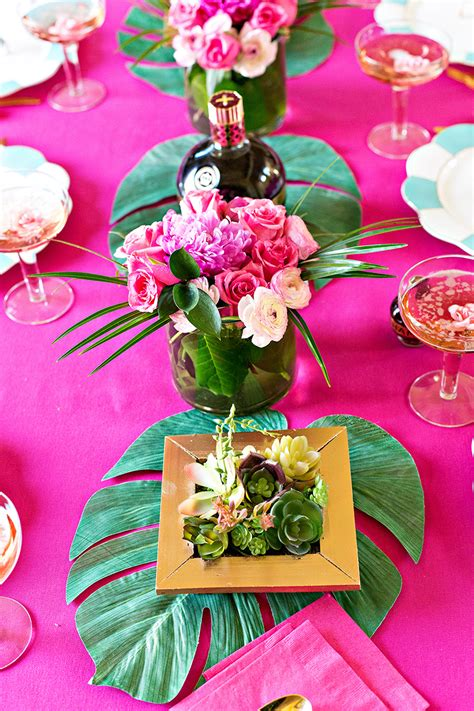 Diy Cocktail Party Tablescape Pizzazzerie