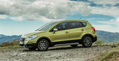Suzuki Sx4 S Cross Photo by Suzuki Sx4 S Cross Pricing And Specifications Photos 1
