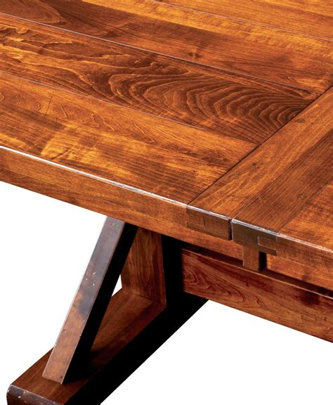 Types Of Chairs For Office by Chesapeake Dining Table Amish Direct Furniture