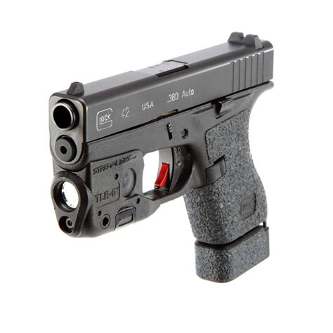 glock 26 laser light streamlight tlr 6 trigger guard light laser for glock 42