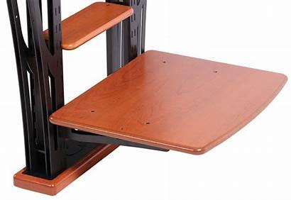 Printer Shelf Modern Urban Shelves Desk Accessories