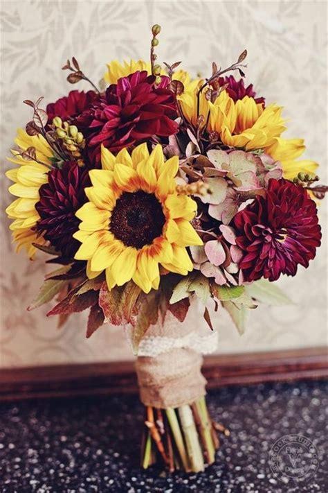 top   fall sunflower weddings ideas  pinterest