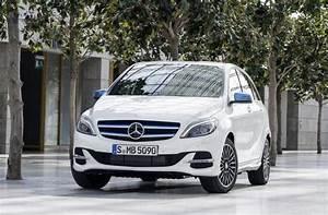 Mercedes Monospace : essai mercedes classe b ed le monospace lectrique photos ~ Gottalentnigeria.com Avis de Voitures