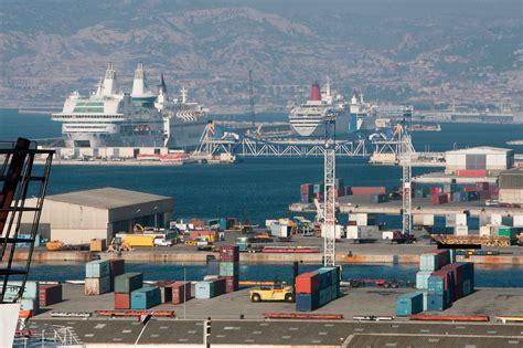 visite du grand port maritime de marseille bts commerce international 1 232 res et 2 232 mes 233 es