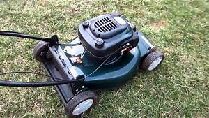 Sears Craftsman 22  U0026quot  Lawn Mower 6 75 Eager-1 Engine