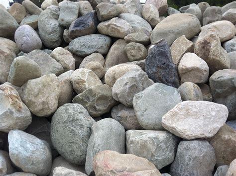 river rock cobble san fernando valley landscaping