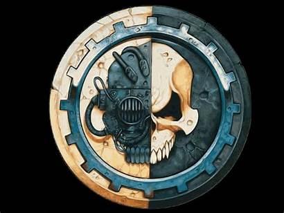 Mechanicus Adeptus Warhammer Emblem Thrym Ordo Octobre