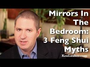 Schlafrichtung Feng Shui : mirrors in the bedroom 3 feng shui myths explained youtube ~ A.2002-acura-tl-radio.info Haus und Dekorationen