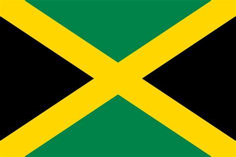 ジャマイカの国旗-国旗など - 無料で使えるフリー素材集