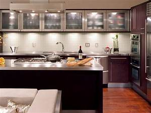 glass kitchen cabinet doors pictures options tips With kitchen cabinet trends 2018 combined with led wall art home decor