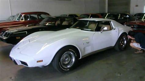 auto import usa corvette c3 1977 classic car auto kaufen in florida