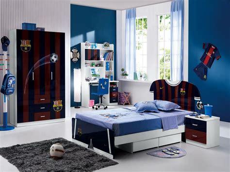 Bedroom Creative Bedroom Ideas For Boys With Barcelona