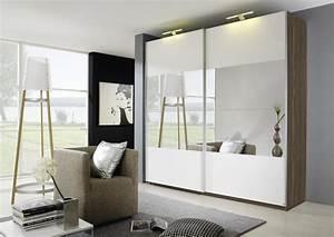 Porte Coulissante Miroir : acheter votre armoire portes coulissantes panneaux miroirs ~ Carolinahurricanesstore.com Idées de Décoration