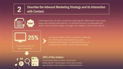 inbound marketing graphics  icons  powerpoint