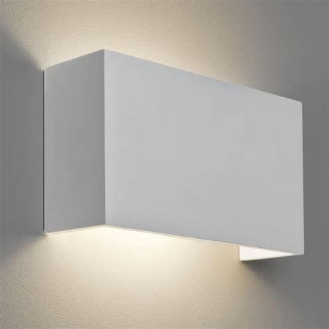 astro sku35238i4l pella 325 e27 plaster wall light ideas4lighting