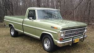1968 Ford F100 Pickup