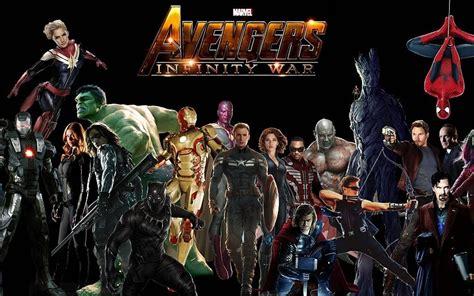 avengers infinity war marvel superhelden action kampf