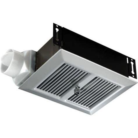 window exhaust fan home depot nutone 80 cfm wall ceiling exhaust fan 8832sa the home depot
