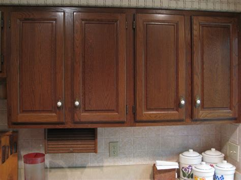 refinish kitchen cabinets without stripping refinishing oak kitchen cabinets gel stain www 7705