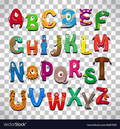Letters Print Single Alphabet