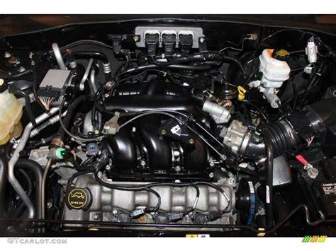 2006 Ford 3 0 V6 Engine Diagram by 2006 Ford Escape Xlt V6 4wd 3 0 Liter Dohc 24 Valve