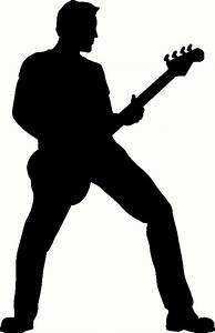 Free download Guitar Player Silhouette Clipart for your ...