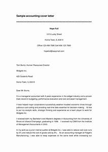 accounting cover letters coverletters and resume templates With cover letter for applying accounting job