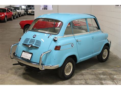 Classic Bmw Ohio by 1958 Bmw Isetta For Sale Classiccars Cc 1133304