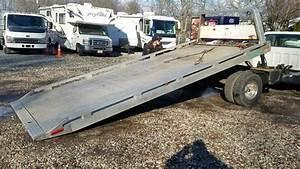 Tow Truck 1987 Chevy C30 454 4 Speed 17ft Chevron Aluminum