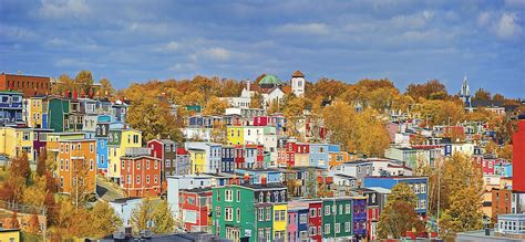 Win A Trip To St Johns In Newfoundland