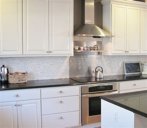 The Kitchen Before & After Texas Leather   City Farmhouse