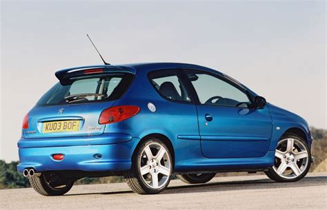 Peugeot 206 Gti by Peugeot 206 Gti 1999 2006 Features Equipment And