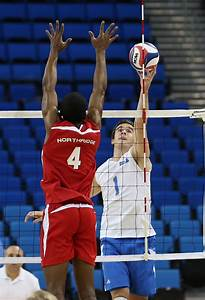 UCLA men's volleyball suffers weekend sweep by Hawai'i ...