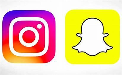 Snapchat Instagram Challenges Messaging Clipart Clip Vector