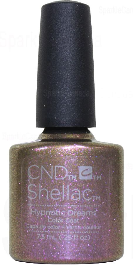 cnd shellac hypnotic dreams  cnd shellac