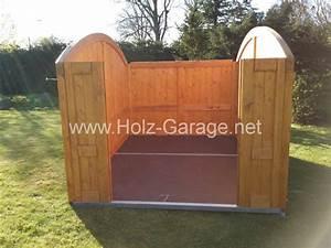 Garage Aus Holz : aufbau einer holz garage von holz ~ Frokenaadalensverden.com Haus und Dekorationen