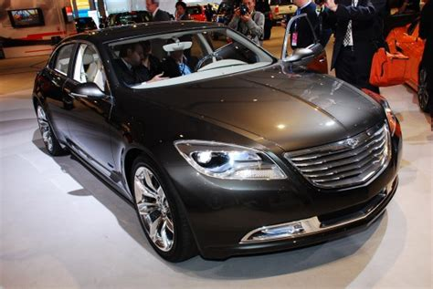 Chrysler 200c Ev Detroit 2009  Picture 47817