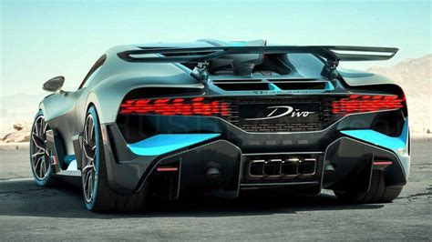 Unfortunately, there were only 40 units produced across the globe and all have been sold out. Bugatti made its Divo supercar faster by slowing it down - AutoNebula