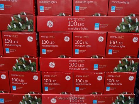 Itwinkle Christmas Tree by Ge Christmas Lights Led Learntoride Co