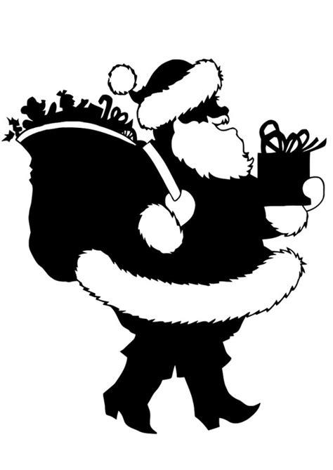 Kleurplaat Kerstman Gezicht by Kleurplaat Kerstman Met Pakjes Afb 20481 Images