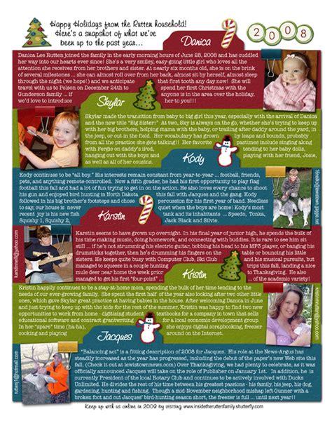 christmas letter ideas 10 creative card ideas saving by design 20848 | roundup9