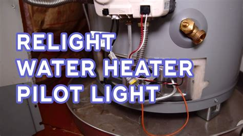 how to turn on pilot light how to turn on water heater pilot light iron blog