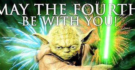STAR WARS DAY : MAY THE 4TH BE WITH YOU ~ 2021