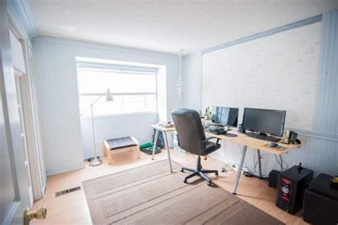 Home Office And Lounge Makeover