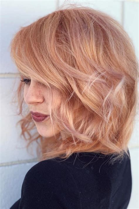 beautiful strawberry blonde hair color ideas southern living
