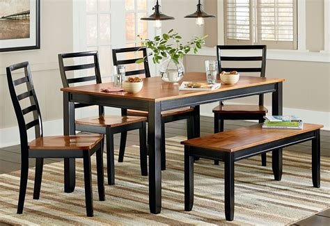lexford  tone dining room set  standard furniture