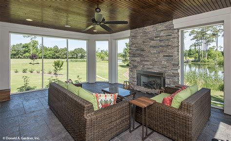 house plans with covered porch house plans with sunrooms screened covered porch