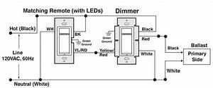 Leviton Three Way Dimmer Switch Wiring Diagram