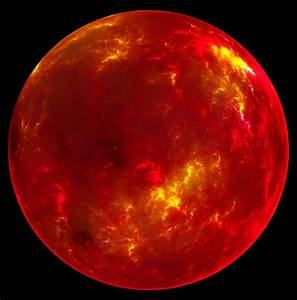Red Giant by PaulineMoss on DeviantArt