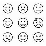 Emotions Expression Icon Facial Transparent Emotion Icons